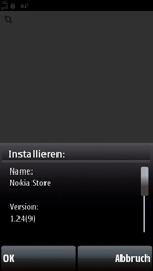 Nokia 5800 Xpress Music - Apps - Konto anlegen und einrichten - 1 / 1