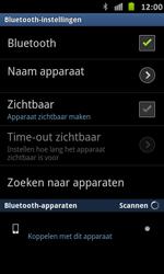 Samsung I9070 Galaxy S Advance - Bluetooth - Headset, carkit verbinding - Stap 8