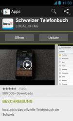ZTE Blade III - Apps - Installieren von Apps - Schritt 7