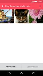 HTC Desire EYE - E-mail - E-mails verzenden - Stap 14