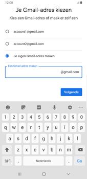 Samsung galaxy-note-8-sm-n950f-android-pie - Applicaties - Account aanmaken - Stap 12