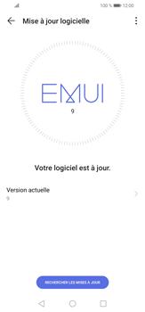 Huawei P30 lite - Aller plus loin - Mettre à jour le logiciel interne de votre mobile - Étape 8