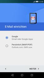 Huawei P8 Lite - E-Mail - Konto einrichten (gmail) - 1 / 1