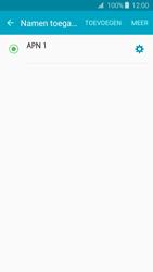 Samsung Galaxy J3 (2016) - Internet - Handmatig instellen - Stap 8