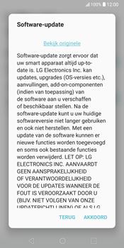 LG V30 (H930) - Software updaten - Update installeren - Stap 8