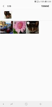 Samsung Galaxy J4+ - Contact, Appels, SMS/MMS - Envoyer un MMS - Étape 18