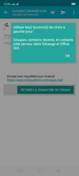 Oppo A9 2020 - E-mails - Envoyer un e-mail - Étape 5