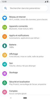 Google Pixel 3 - Internet et connexion - Activer la 4G - Étape 4