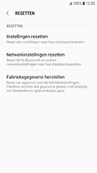 Samsung Galaxy Xcover 4 (SM-G390F) - Instellingen aanpassen - Fabrieksinstellingen terugzetten - Stap 6