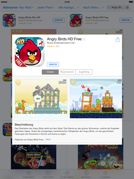 Apple iPad 4 mit iOS 7 - Apps - Herunterladen - Schritt 13