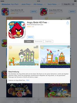 Apple iPad Air - Apps - Herunterladen - Schritt 13