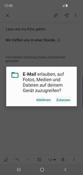 Samsung Galaxy S10e - E-Mail - E-Mail versenden - Schritt 14