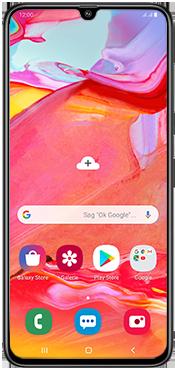 Samsung Galaxy A70 - MMS - Manuelle Konfiguration - Schritt 18