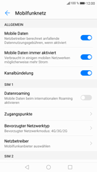 Huawei P8 Lite 2017 - Netzwerk - Netzwerkeinstellungen ändern - 5 / 7