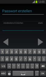 Samsung I9100 Galaxy S2 mit Android 4.1 - Apps - Konto anlegen und einrichten - Schritt 10