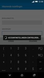 HTC One Mini 2 - E-mail - handmatig instellen - Stap 12