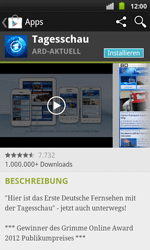 Samsung Galaxy S Plus - Apps - Herunterladen - 1 / 1