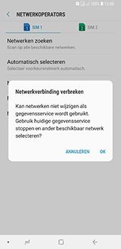 Samsung Galaxy A9 (2018) - netwerk en bereik - gebruik in binnen- en buitenland - stap 12