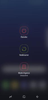 Samsung Galaxy S8 - Internet et roaming de données - Configuration manuelle - Étape 31