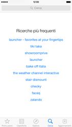 Apple iPhone 6 iOS 8 - Applicazioni - installazione delle applicazioni - Fase 12