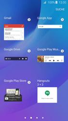 Samsung Samsung Galaxy J3 2016 - Startanleitung - Installieren von Widgets und Apps auf der Startseite - Schritt 5