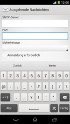 Sony Xperia Z1 - E-Mail - Konto einrichten - 15 / 21