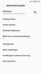 Samsung Galaxy J3 (2017) - sms - handmatig instellen - stap 6
