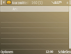 Nokia E72 - MMS - Erstellen und senden - Schritt 8
