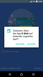 Sony Xperia XZ - E-Mail - Konto einrichten (outlook) - 12 / 18