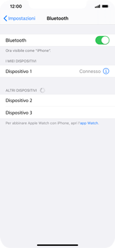 Apple iPhone XS Max - iOS 13 - Bluetooth - Collegamento dei dispositivi - Fase 6