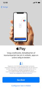 Apple iphone-x-met-ios-13-model-a1901 - Instellingen aanpassen - Nieuw toestel instellen - Stap 31
