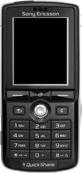 sony ericsson k750i rh base be