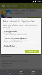 Huawei Ascend P6 - Applications - Installation d