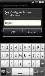 HTC A8181 Desire - Internet - Configuration manuelle - Étape 19