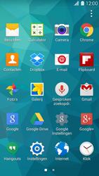 Samsung G901F Galaxy S5 Plus - Contactgegevens overzetten - delen via Bluetooth - Stap 3