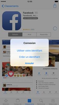 Apple Apple iPhone 6s Plus iOS 10 - Applications - Créer un compte - Étape 8