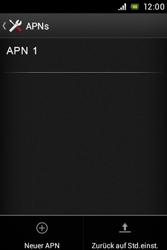 Sony Xperia E - Internet - Apn-Einstellungen - 10 / 26