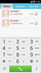 Huawei Ascend Y550 - Anrufe - Anrufe blockieren - Schritt 3