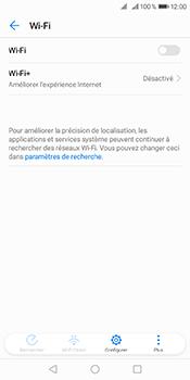 Huawei Y6 (2018) - Internet et connexion - Accéder au réseau Wi-Fi - Étape 5