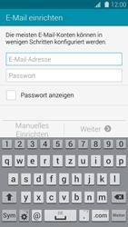 Samsung G900F Galaxy S5 - E-Mail - Konto einrichten - Schritt 5