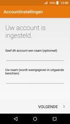 Acer Liquid Z320 - E-mail - e-mail instellen: IMAP (aanbevolen) - Stap 19