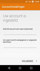 Acer Liquid Z320 - E-mail - e-mail instellen: POP3 - Stap 19