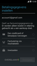 Huawei Ascend Y550 - apps - account instellen - stap 21