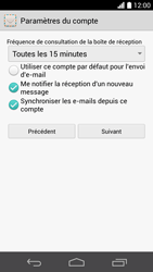Huawei Ascend P6 - E-mail - 032c. Email wizard - Outlook - Étape 8