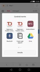 Huawei Ascend P8 - Internet e roaming dati - Uso di Internet - Fase 17