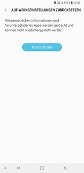 Samsung Galaxy A8 Plus (2018) - Fehlerbehebung - Handy zurücksetzen - 0 / 0