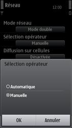 Nokia N8-00 - Réseau - utilisation à l'étranger - Étape 10