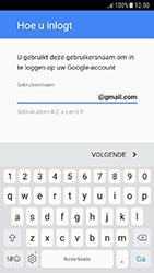 Samsung Galaxy J5 (2017) - apps - account instellen - stap 11