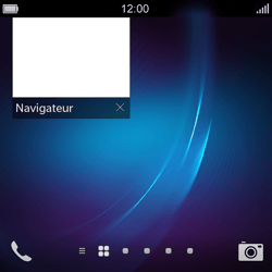 BlackBerry Q5 - Internet - navigation sur Internet - Étape 14