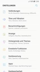 Samsung Galaxy A5 (2017) - Android Nougat - Bluetooth - Verbinden von Geräten - Schritt 4